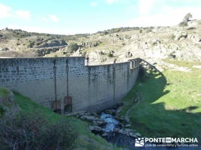 Puentes del Río Manzanares;equipo senderismo verano;grupos senderismo madrid gratuitos
